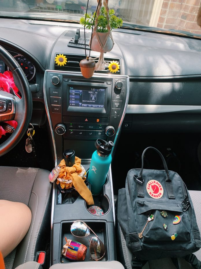 interior car accessories from the UK