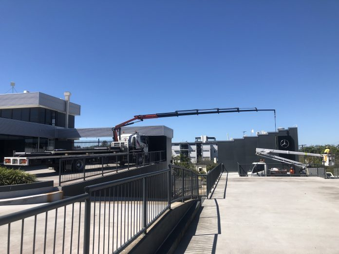 crane transport services